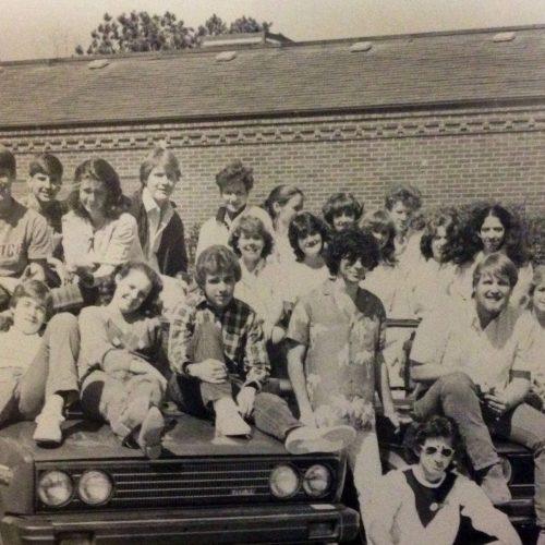 Augusta Prep Class of 76