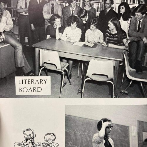 Augusta Prep Thorugh the yearbooks library