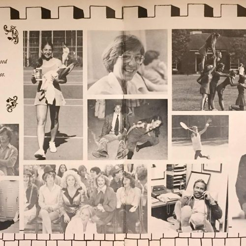 Augusta Prep Through the yearbooks...