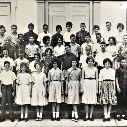 Augusta Prep class photo