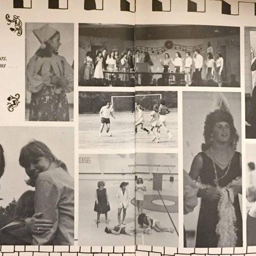 Augusta Prep through the years